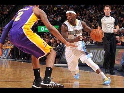 Video: Ty Lawson's Filthy Crosso