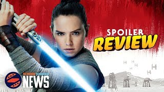 Video The Last Jedi: Did It Work? - Star Wars SPOILER REVIEW MP3, 3GP, MP4, WEBM, AVI, FLV Juni 2018