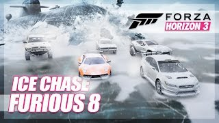 Nonton Forza Horizon 3   The Fate Of The Furious Recreation   Ice Chase  Film Subtitle Indonesia Streaming Movie Download