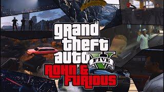Nonton ROHN & FURIOUS - GTA V |