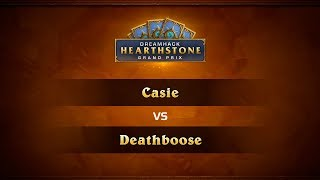 Casie vs Deathboose, game 1