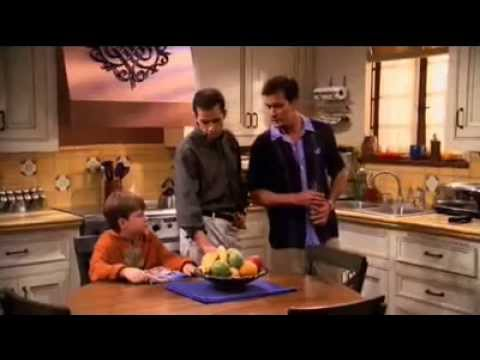 two and a half men (HaHaHa) Season 1 Episode 6