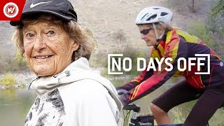 OLDEST Ironman Competitor Ever! | 87-Year-Old Iron Nun