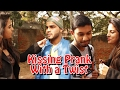 Kissing Prank with a Twist - 😘Girl Kissing Boys | THF - Ab Mauj Legi Dilli