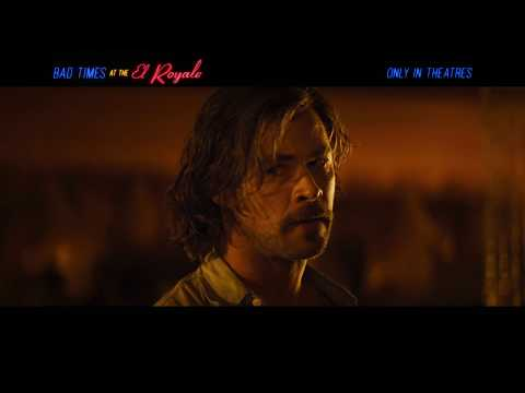 Bad Times At The El Royale - Character Checks In Billy Clip