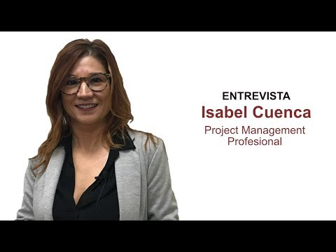 Entrevista a Isabel Cuenca, project maganement profesional[;;;][;;;]