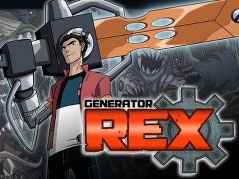 Generator Rex Agent of Providence - Starting Block 1/2 - PS3 XBox360