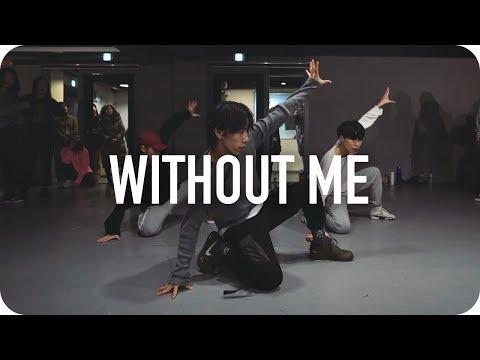 Without Me - Halsey / Koosung Jung Choreography - Thời lượng: 5 phút, 25 giây.