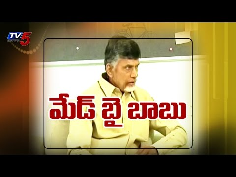 Chandrababu Made in India Plan : TV5 News