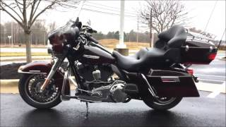 8. 131 Horsepower Electra Glide Ultra Limited