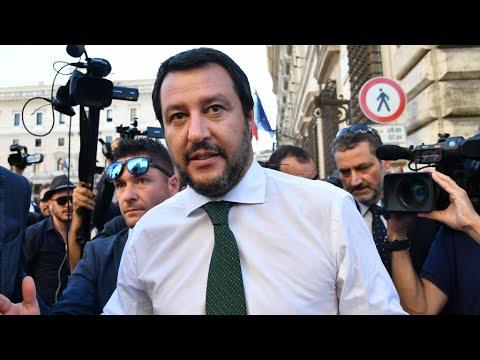 العرب اليوم - شاهد: وزير الداخلية الإيطالي يهاجم الغجر