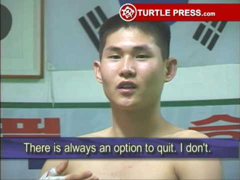 Korean Kickboxing Kyuktooki documentary