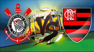 Brasileirao 2014 / Campeonato Brasileiro Pro Evolution Soccer 2014 Corinthians vs Flamengo I Campeonato Brasileiro 7°...