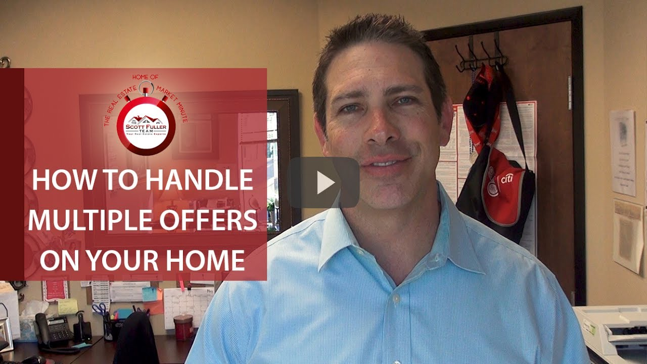How to Handle Multiple Offers on Your Home