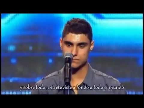 Emmanuel Kelly – The X Factor