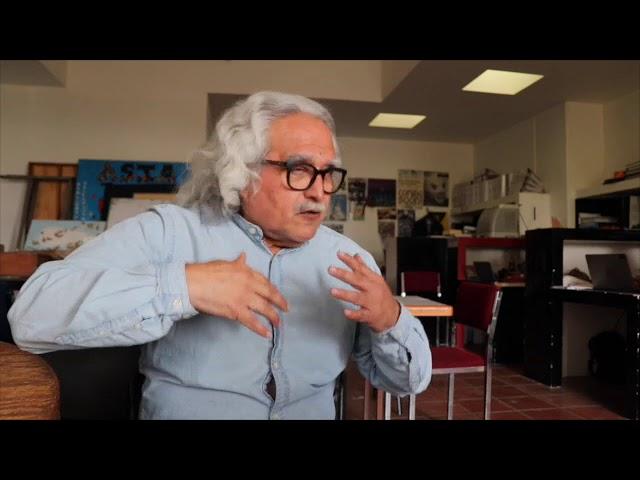 Ismael Reza / Documentos Cátedra Extraordinaria Mathias Goeritz 2018