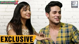 Video Priyank & Divya's FUNNY Rapid Fire Round | Exclusive Interview MP3, 3GP, MP4, WEBM, AVI, FLV Oktober 2017