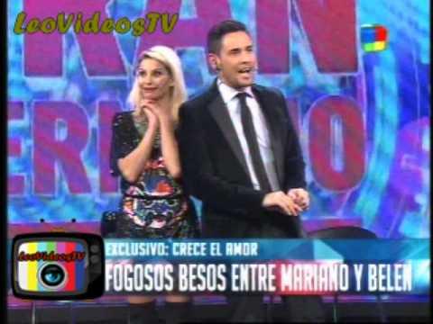 Mariano y Belen Besos y Pasion GH 2015 #GH2015 #GranHermano
