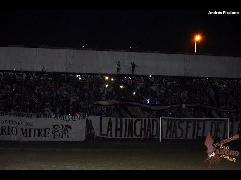 La Hinchada Calamar | Platense 0 - 1 Deportivo Riestra | Fecha 03 | Campeonato 2015 - La Banda Más Fiel - Atlético Platense