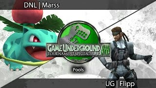 Marss [Ivysaur] vs. Flipp [Snake] at GUTS 4 – An underrated set showcasing some of the best players from two different games