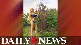 'Human Barbie' goes on nasty internet rant about 'ugly' women