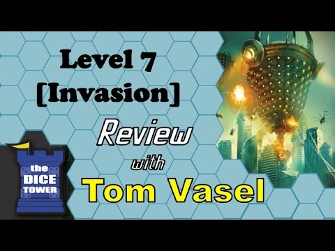 Tom - Tom Vasel takes a look at this cooperative game in which players are saving the earth from enemies Buy great games at http://www.coolstuffinc.com Find more reviews and videos at http://www.diceto...