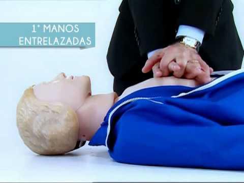 RCP: Reanimación Cardiopulmonar - Solo con tus Manos