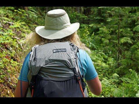 Monashees Backpacking Trip