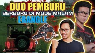 Video DUO PEMBURU BERBURU CACING DI MODE MALAM ERANGLE !!! - PUBG MOBILE INDONESIA MP3, 3GP, MP4, WEBM, AVI, FLV Maret 2019