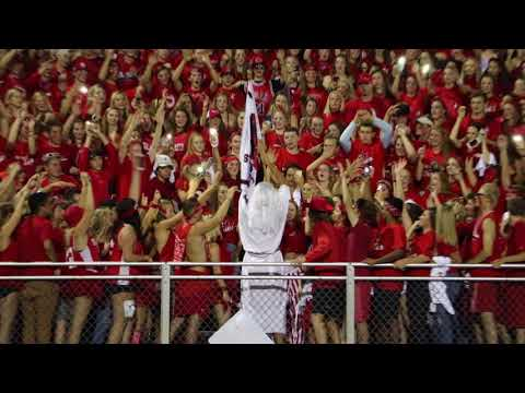 Stillwater Homecoming 2017 - Parting of the Red Sea