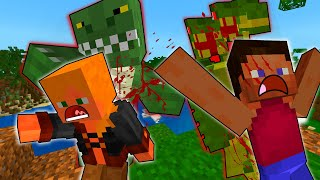 MONSTER SCHOOL: TIK TOK CROC ATTACK - MINECRAFT [403]