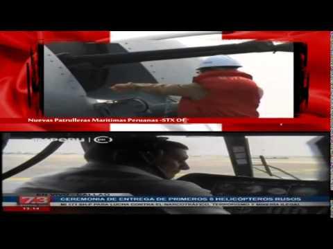 Perú incrementó en 2014 el ritmo de su programa de modernización militar