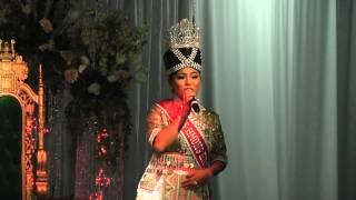 Miss Hmong International Anna Vue Farewell Speech 2014