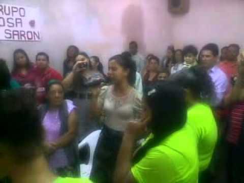 IGREJA PENTECOSTAL A PALAVRA DE CRISTO EM AVIVAMENTO DE CAMACAN/CANTORA TALITA NASCIMENTO 5
