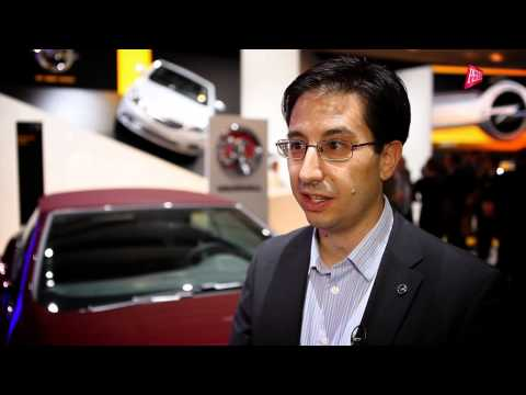New Vauxhall Cascada sneak preview – Geneva Motor Show 2013