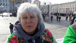 Ярослав Годунок та Віра Маслак про роковини Євромайдану
