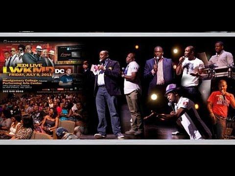 JEDI LIVE IN LWKMD DC 2011 (FULL SHOW) Part 1