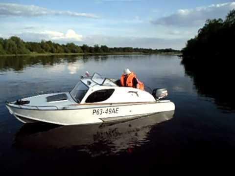 переделка лодки прогресс 4 фото