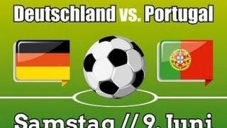 الأجواء في مدينة بون بعد مقابلة ألمانيا ضد البرتغال في كأس العالم 2014
