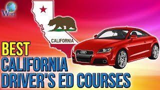 See The 3 Best California Driver's Ed Courses on Ezvid Wiki ►► https://wiki.ezvid.com/g/best-california-online-driver-s-ed-courseAdvertiser Disclosure: Wiki.ezvid.com is a consumer information site that offers free, independent reviews and ratings of online services. Solutions included in this guide include aceable, california department of motor vehicles, and edriving. We receive advertising revenue from most but not all of the companies whose products and services we review, and also use contextual advertising to support our services. We are independently owned and operated and all opinions expressed on our website and in this video are our own.