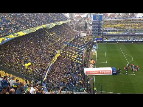 Boca Campeon 2017 / Previa  - Es para vos riBer plate - La 12 - Boca Juniors