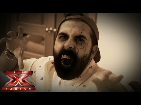 Fright - Visit the official site: http://itv.com/xfactor SUBSCRIBE: http://bit.ly/TXFSub Facebook: http://bit.ly/TXFFB Twitter: http://bit.ly/TXFTwi Download The X Factor mobile app: http://bit.ly/TXFapp...