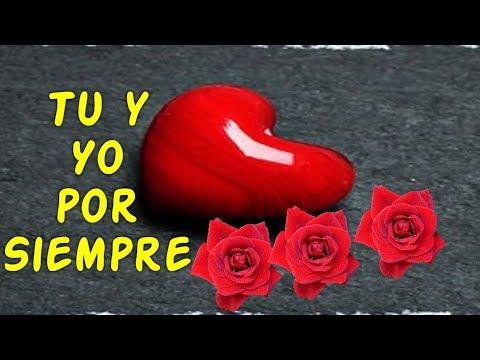 Poemas cortos - Mi Amor Mira Este Vídeo Poema de Amor Tu y Yo por Siempre