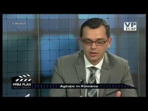 """Emisiunea """"Prim Plan"""" – invitat Paul Dumbravanu, deputat – 05 mai 2015"""