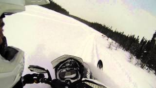 1. Ski-Doo Summit SP 154 600 - Gopro Hero 3 Black Edition