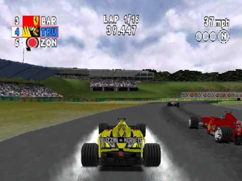 F1 2000 Playstation