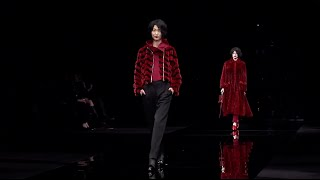 Emporio Armani - 2015 Winter Womenswear Collection