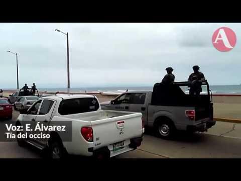 Masacre en Coatzacoalcos: el padre que fue marino y el testimonio de su hermano (Video)