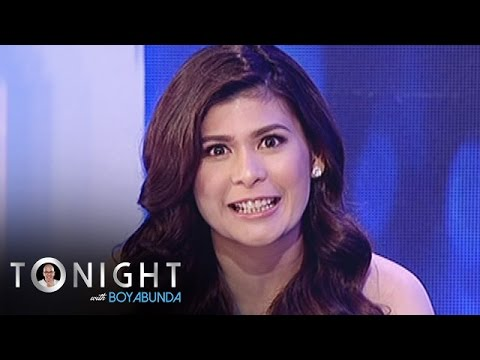TWBA: Roxanne Gamely Answers Tito Boy's Fast Talk