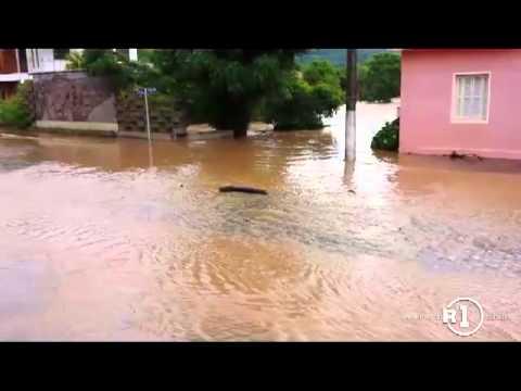 Chuvas na Quarta Colônia (São João do Polêsine/RS)